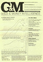 Gold & Money Intelligence