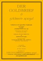 Der Goldbrief & Goldminen-Spiegel