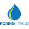 Rodinia Lithium Inc.