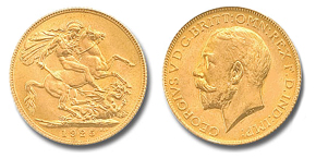 Sovereign George IV (1925)