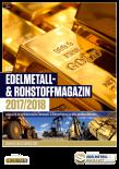 Edelmetall- & Rohstoff-Magazin 2017/18