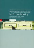 Vermögenssicherung im Private Banking