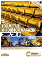 Edelmetall- & Rohstoff-Magazin 2009/10