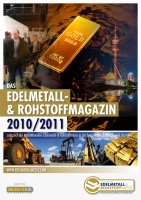 Edelmetall- & Rohstoff-Magazin 2010/11
