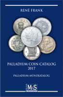 Palladium Coin Catalog 2017