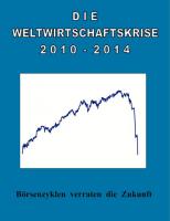 Die Weltwirtschaftskrise 2010-2014