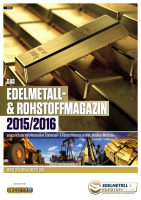 Edelmetall- & Rohstoff-Magazin 2015/16