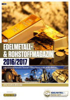 Edelmetall- & Rohstoff-Magazin 2016/17