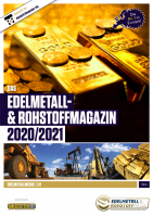 Edelmetall- & Rohstoff-Magazin 2020/21
