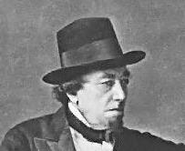 Benjamin Disraeli (1804-1881)
